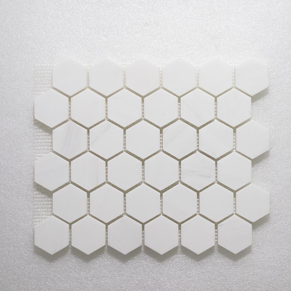 """2"""" Honeycomb Mosaic Image"""