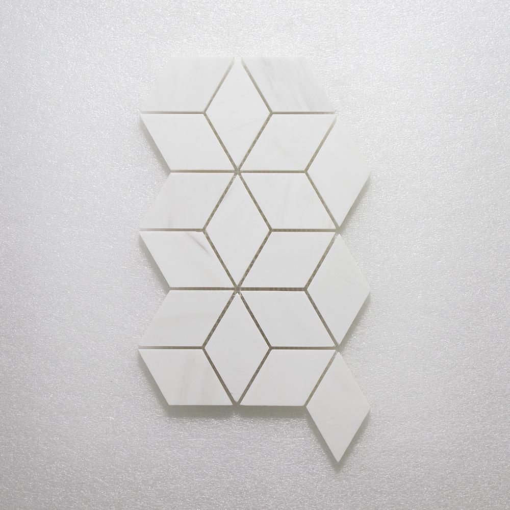 "2"" Rhombus Tile Image"