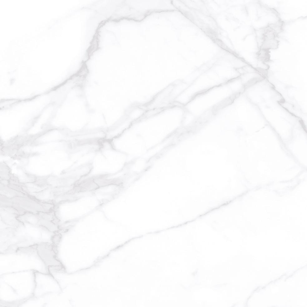 """Herston Carrara Ceramic Floor Tile - 13"""" x 13"""" Image"""