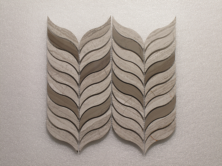 """WJ 508 Feather III-Oyster Grey P.&Athens Grey P. 10.5"""" x 12"""" Image"""
