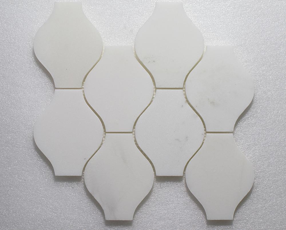 "WJ 511 Lanterna-Pure White P. 13.1"" x 11.4"" Image"