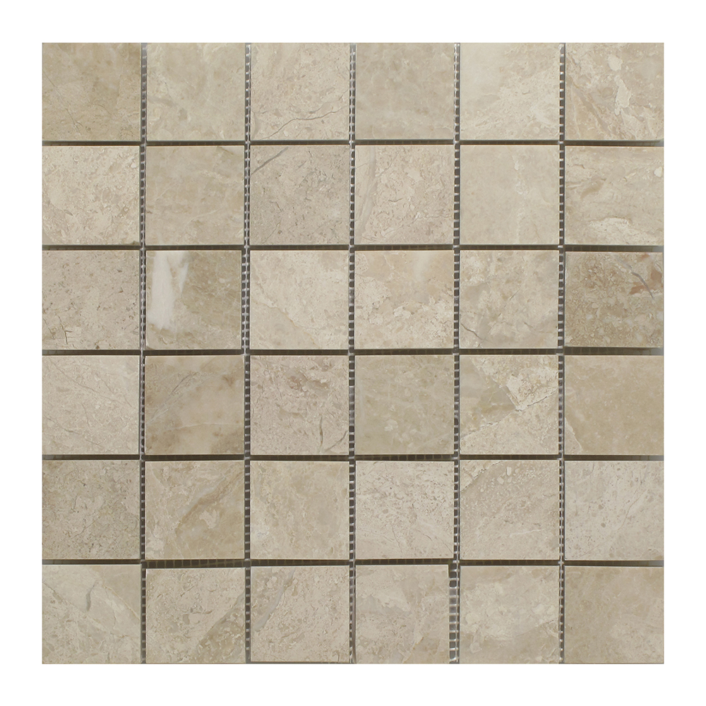 "Diana Royal Marble Square - 2"" x 2"" Image"