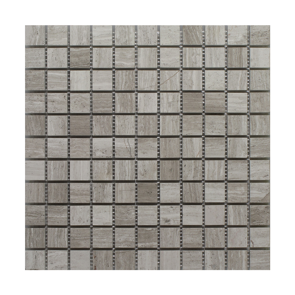 "Oyster Gray Square - 1"" x 1"" Image"
