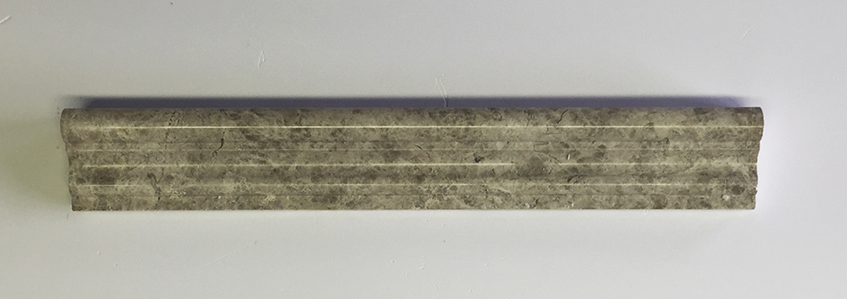 "Silver Sky Crown Molding - 2"" x 12"" Image"