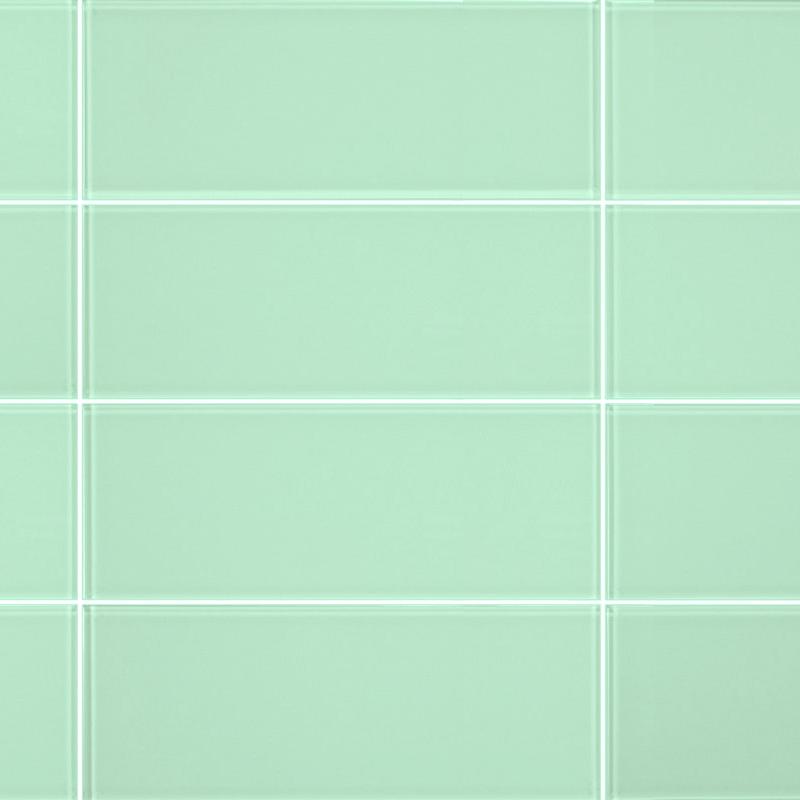 Glass Tile 3X8 MAG 053-BR Image