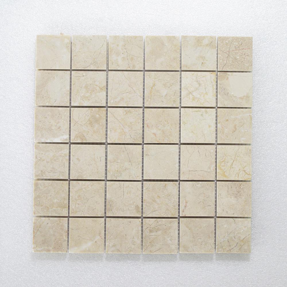 """Crema Bella Square - 2"""" x 2"""" Image"""