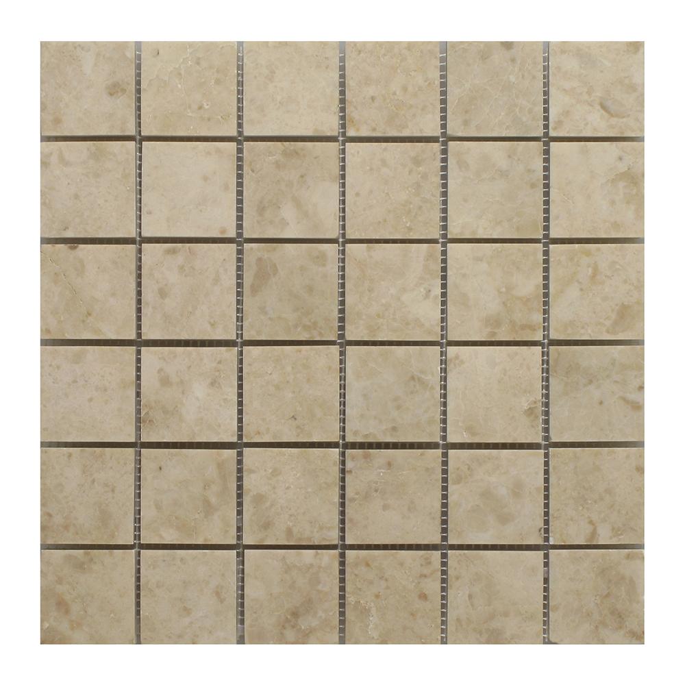 "Cappucino Square - 2""x2"" Image"
